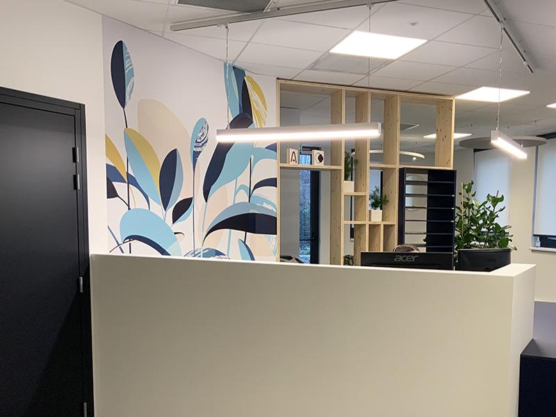 maison les muses décoration bureaux design
